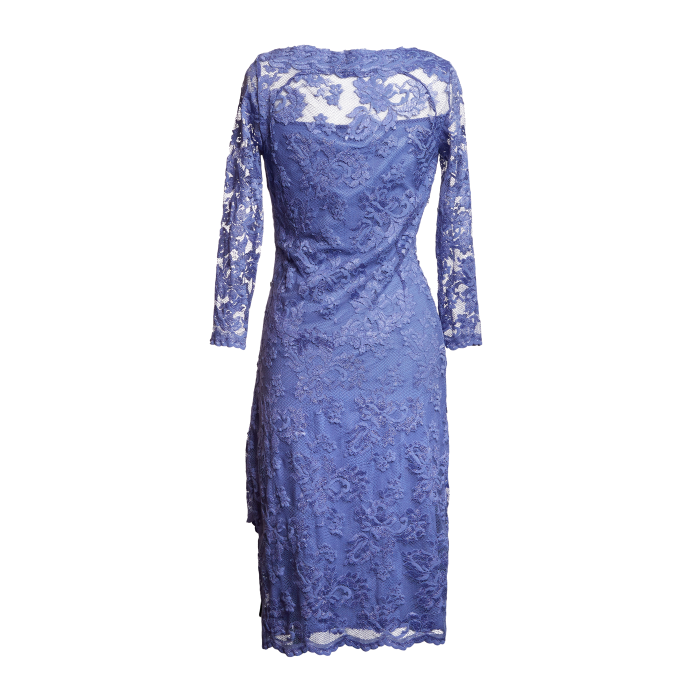 Olvis' Lace Dress_Blue_2