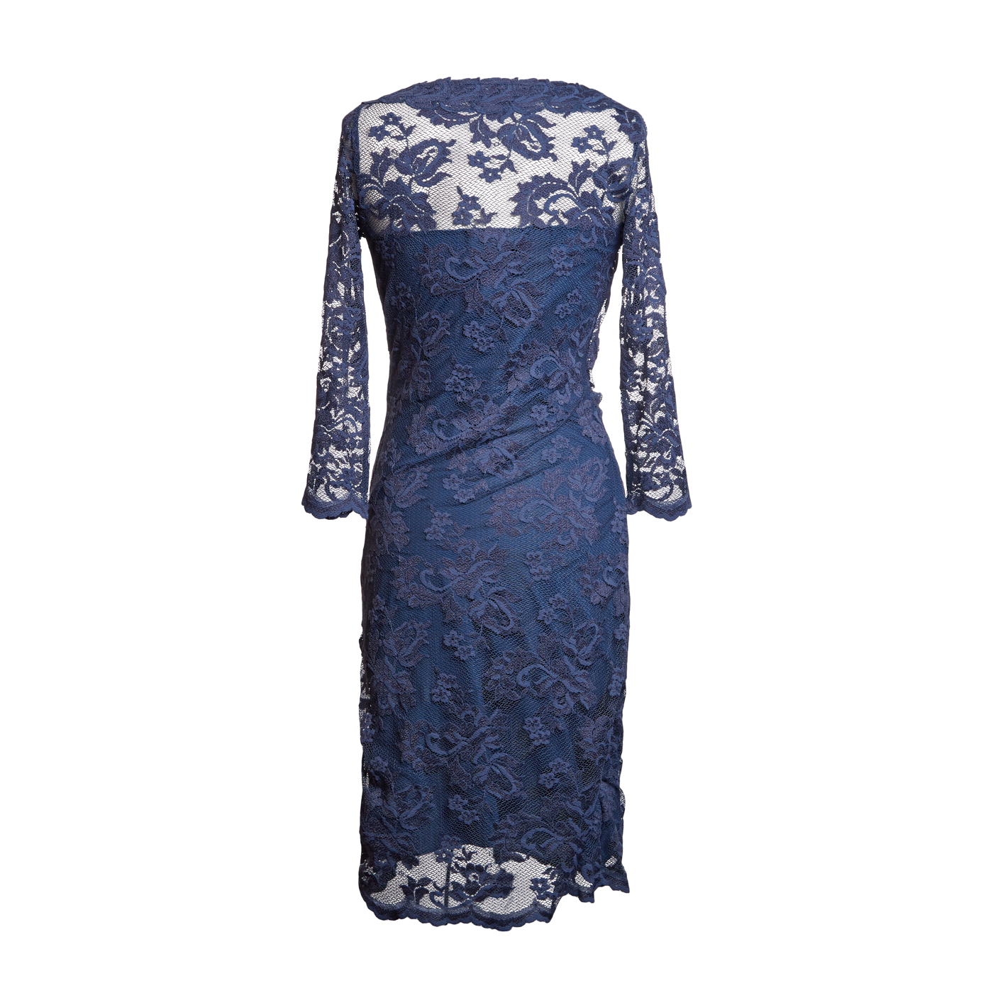 Olvis' Lace Dress_Navy_2