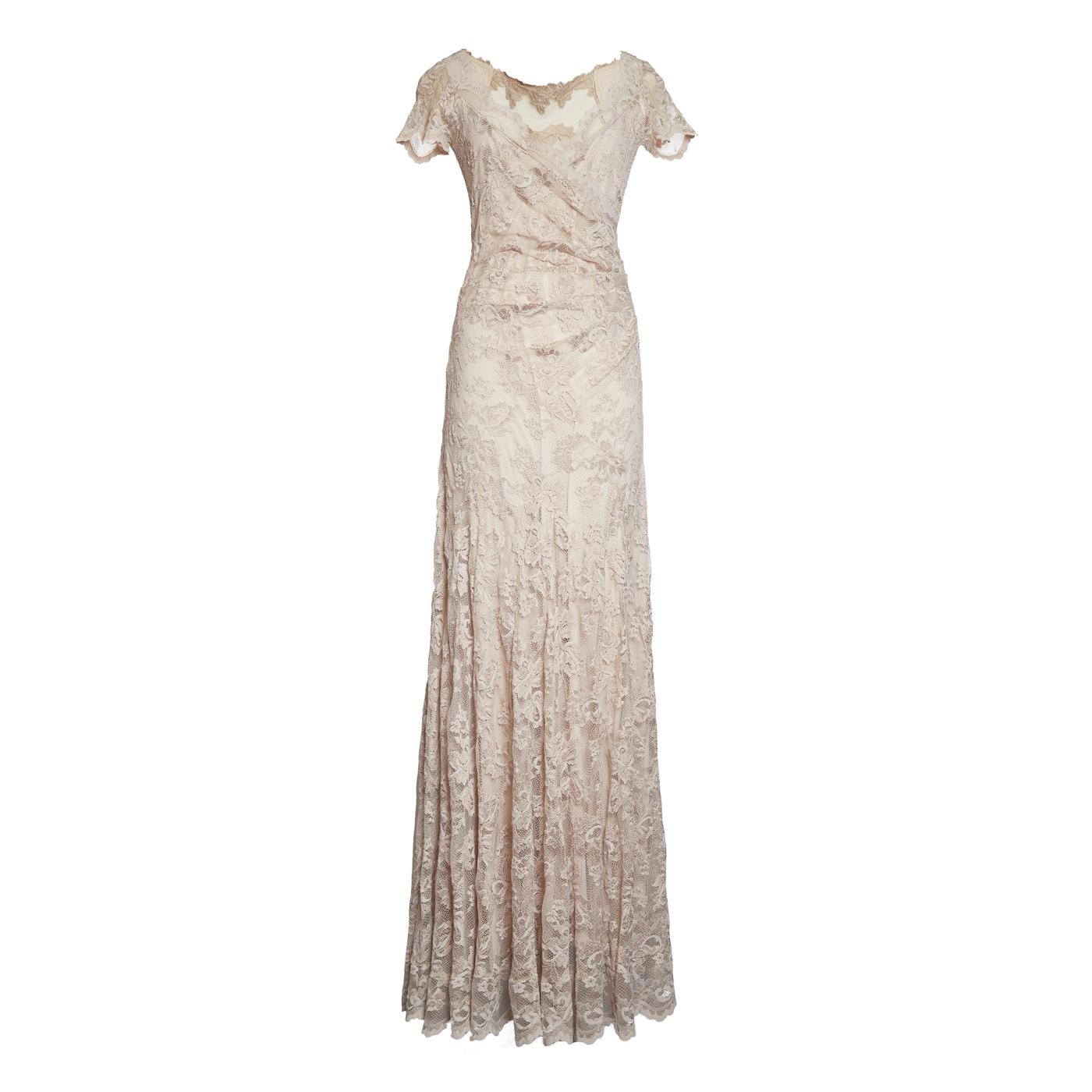 Olvi's Lace Gown_Beige_1