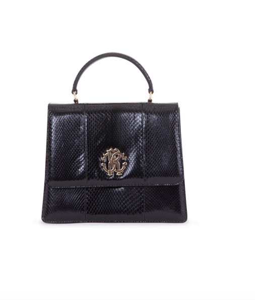 Cavalli RC Logo Bag_black_1
