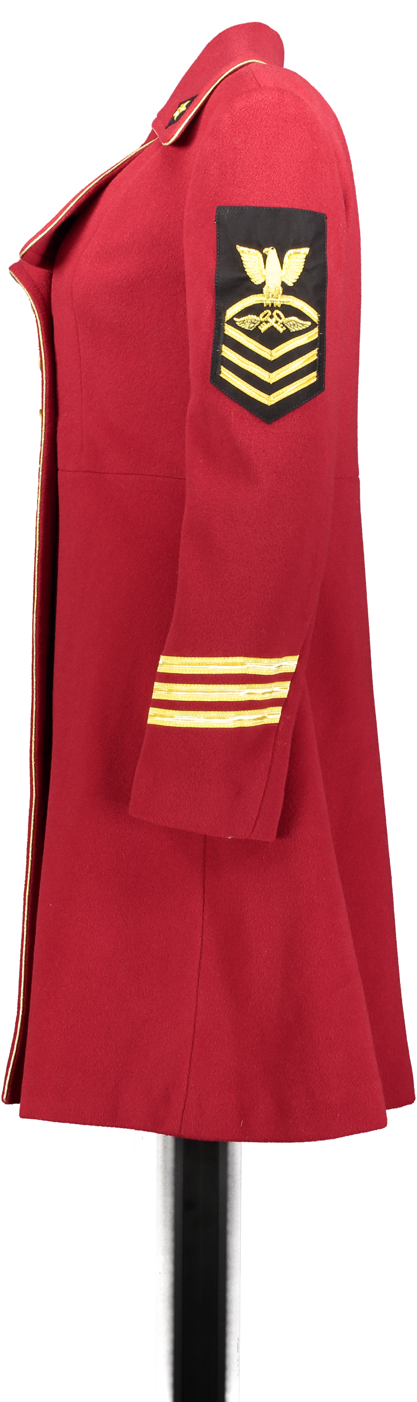 history red Coat side _Front