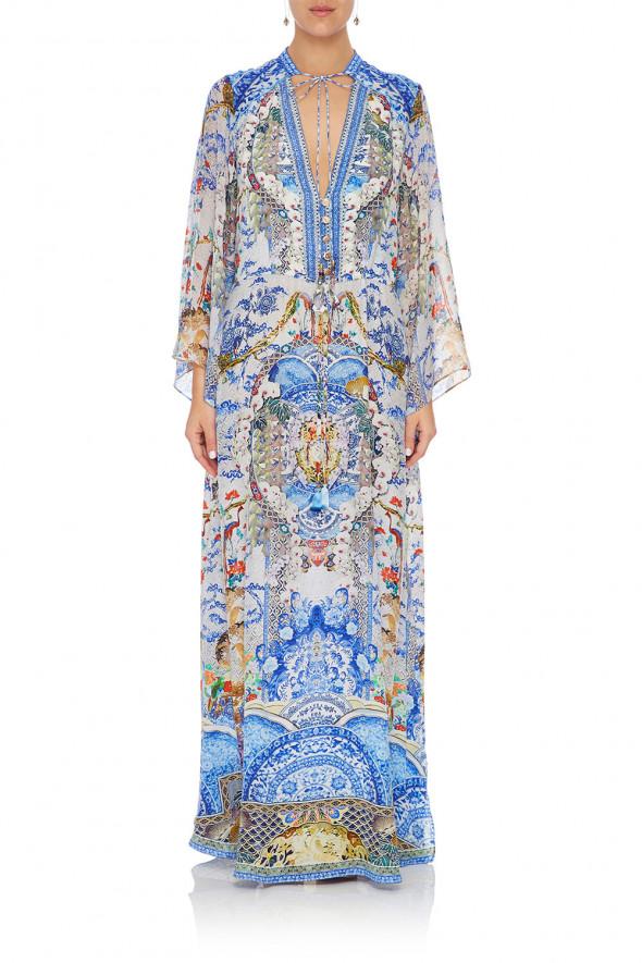 camilla_drawstring_button_up_dress_geisha_gateways_2
