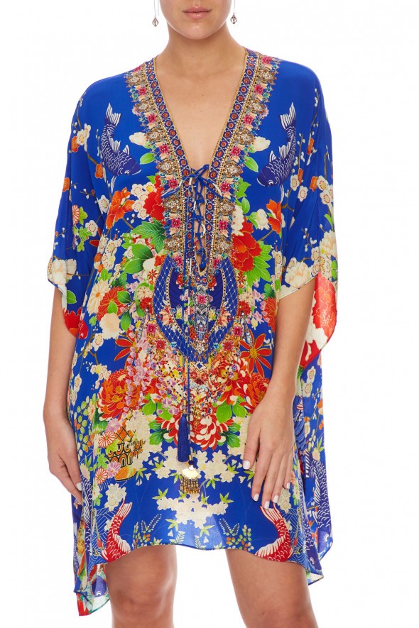 camilla_short_lace_up_kaftan_playing_koi_2