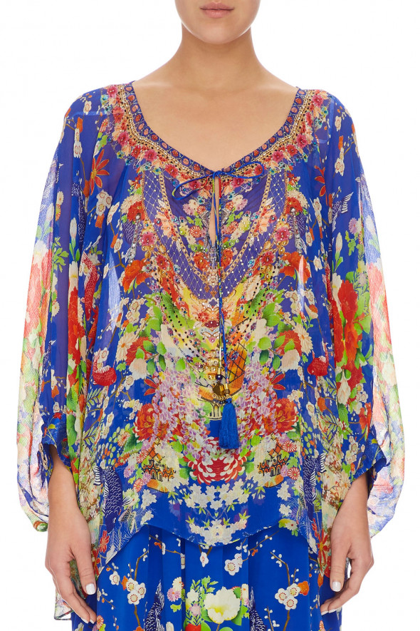 camilla_raglan_sleeve_blouse_with_cuff_playing_koi_2