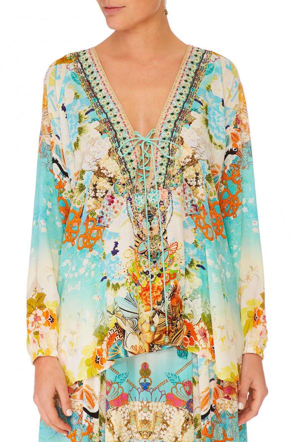 camilla_lace_up_shirt_retro_s_rainbow_4
