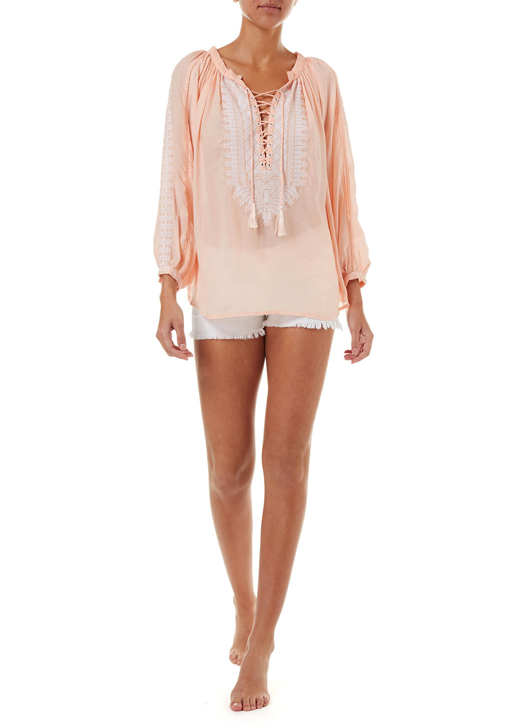 simona-peach-white-laceup-embroidered-blouse-2019-f