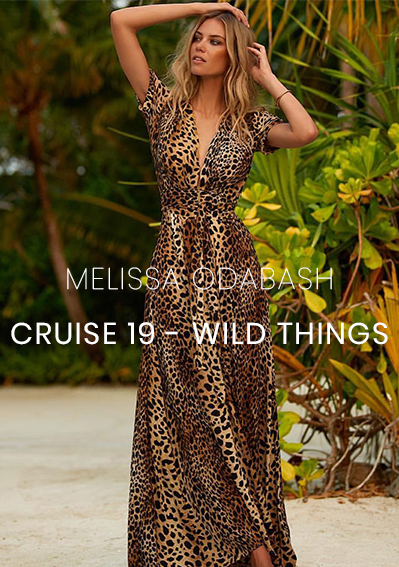 Melissa Odabash - Wild Things collection - Maruschka de Margo