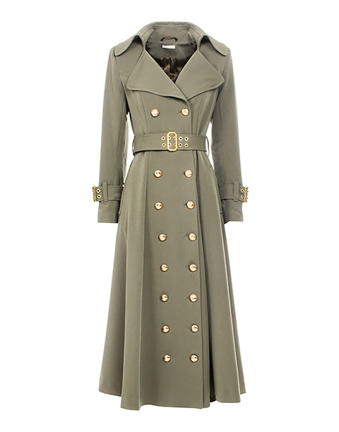 Compose Coat Khaki 1