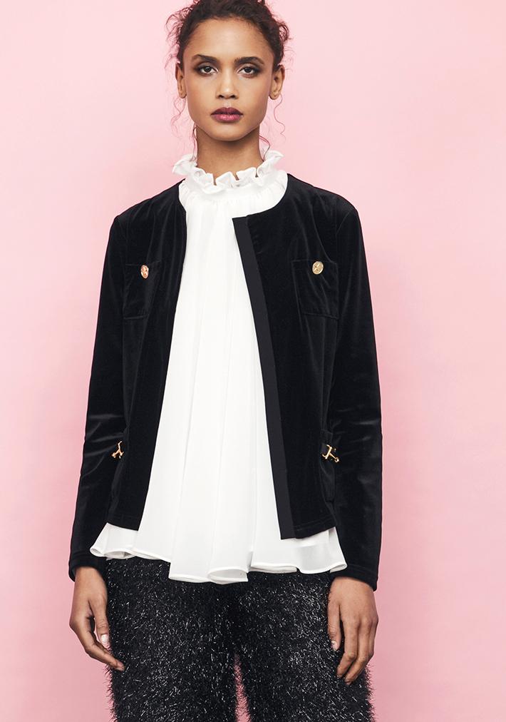 emmy jacket phoebe blouse SMALLpaulina trousers