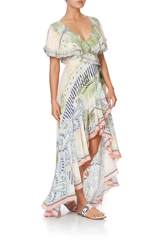 camilla_frill_sleeve_long_dress_beach_shack_2