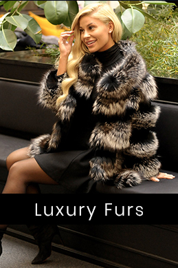 Luxury Furs - Maruschka de Margo