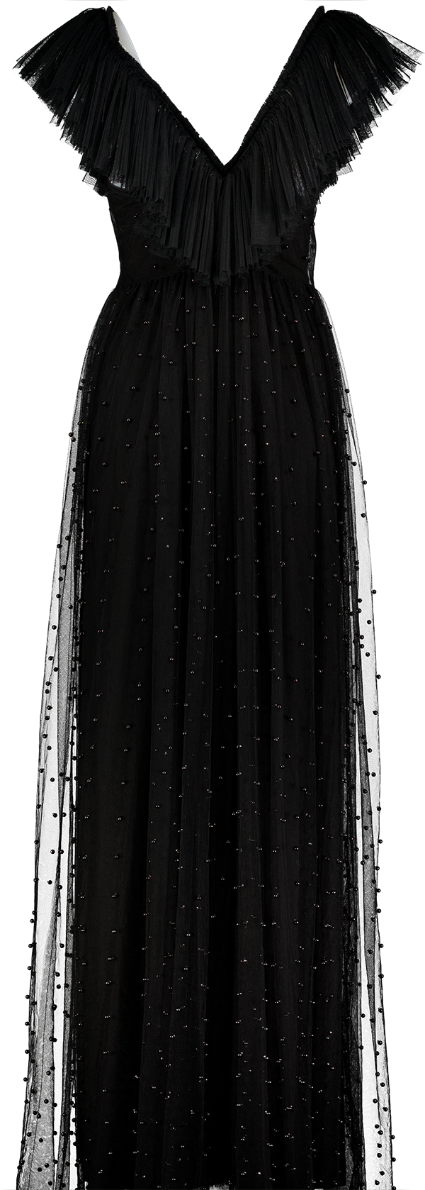 amour dress back _Front