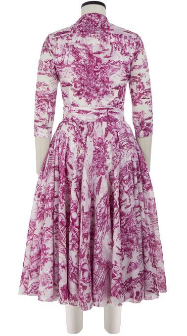 Da_Vinci_Toile_White_White_Pink_Aster_Dress_Shirt_Collar_3-4_Sleeve_Midi_Musola_Back-1_680x680