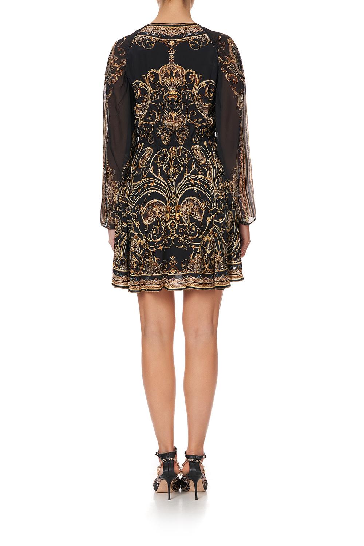 camilla_short_dress_with_draped_sleeve_studio_54_6