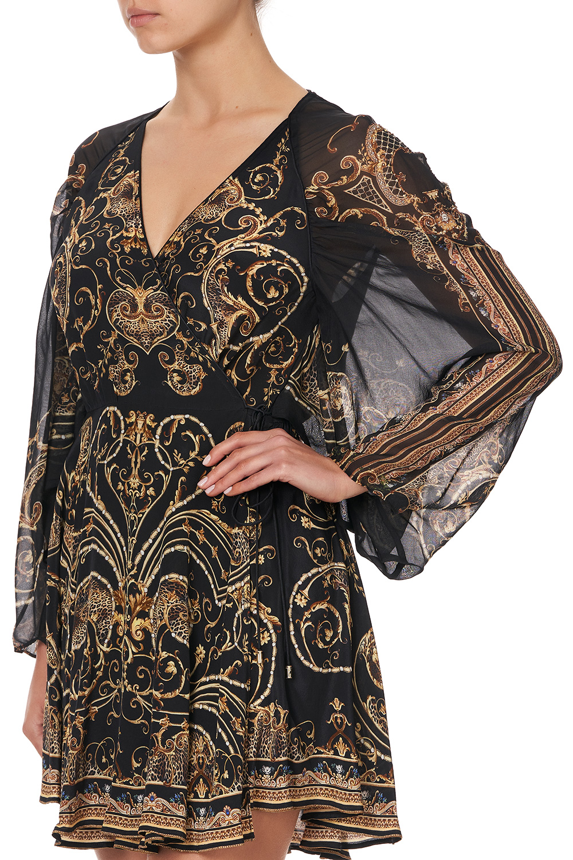 camilla_short_dress_with_draped_sleeve_studio_54_7