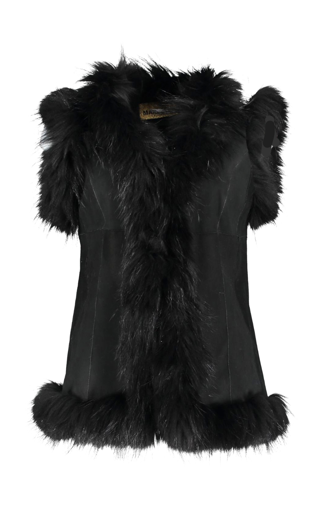blk fur Vest _Front_JPG2000x2000Fixed