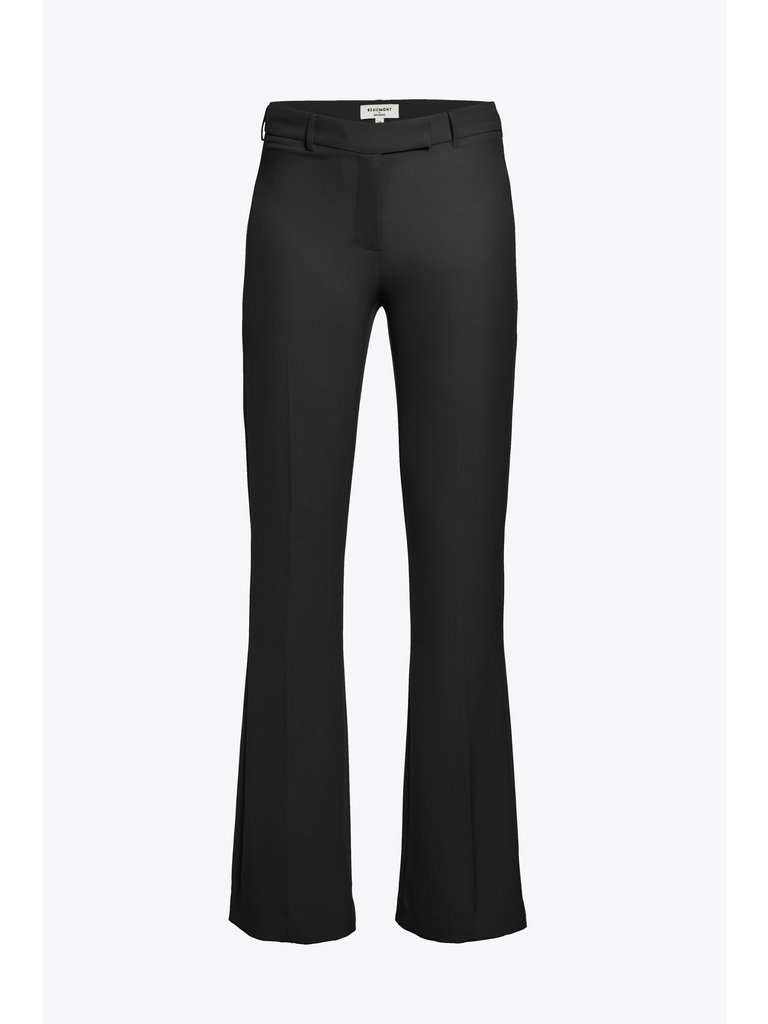 flare-trousers-black