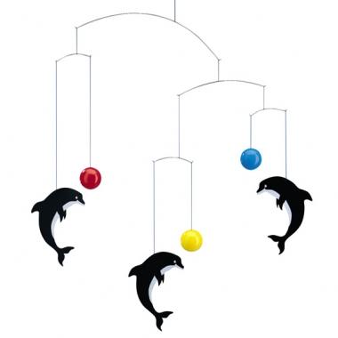 Flensted Mobiles Delphinarium