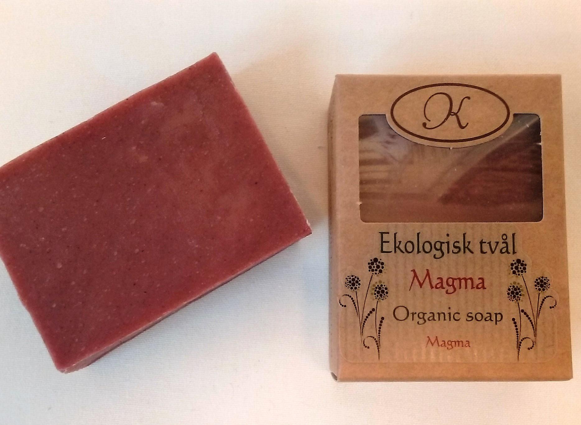 magma-tvål