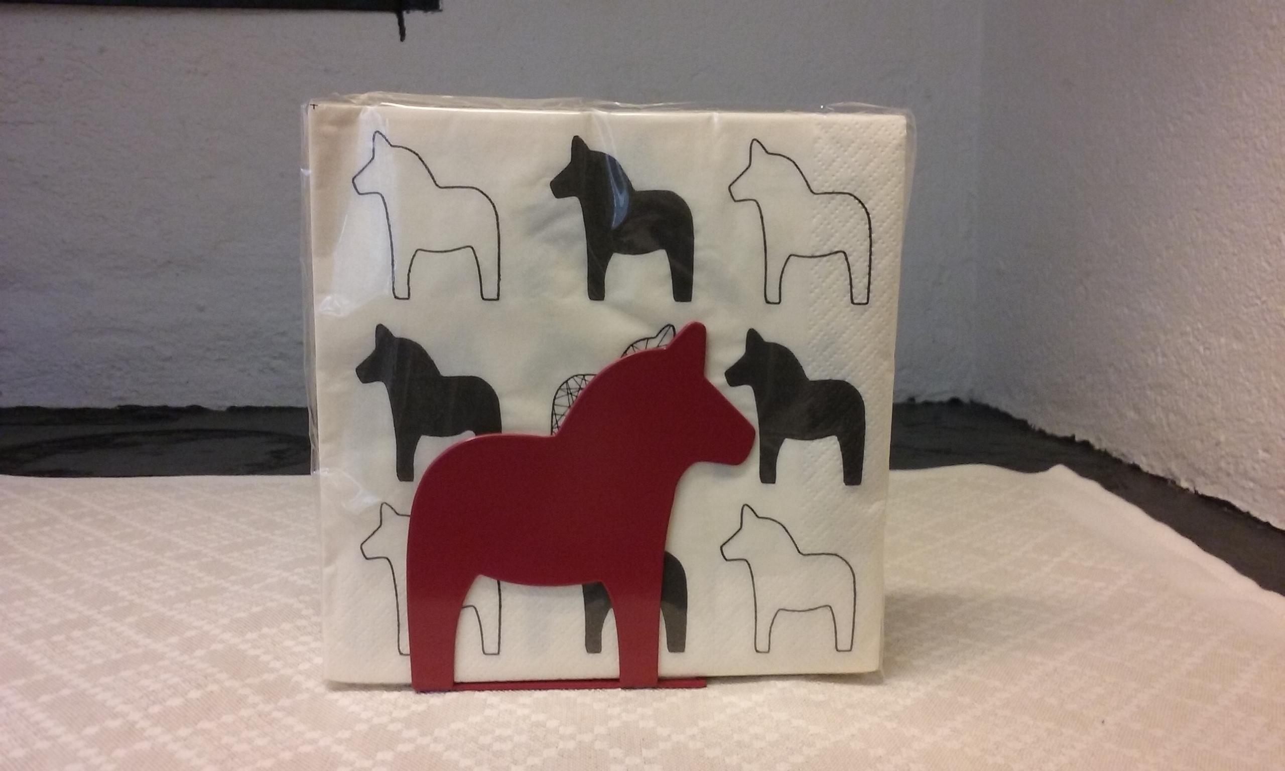 servettställ-häst