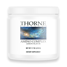Amino Complex Thorne Pulver Lemon - Amino Complex Thorne Pulver Lemon