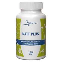 Natt Plus - Natt MerVital Alpha Plus