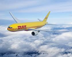 DHL Frakt Tyskland