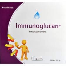 Immunoglucan Biosan