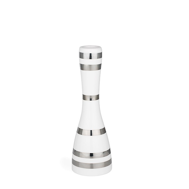 15343-omaggio-candle-holder-h200-silver