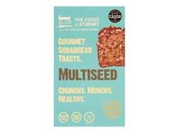 Multi Seed Toast - Glutenfria
