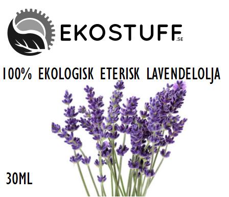 Lavendeloljans