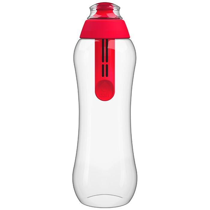 Sport_Vattenfilter_flaska_RÖD