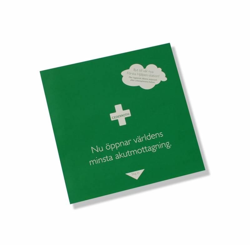 Copywriting för läkemedelsbolag.