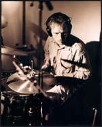 Kjell Gustavsson trummor