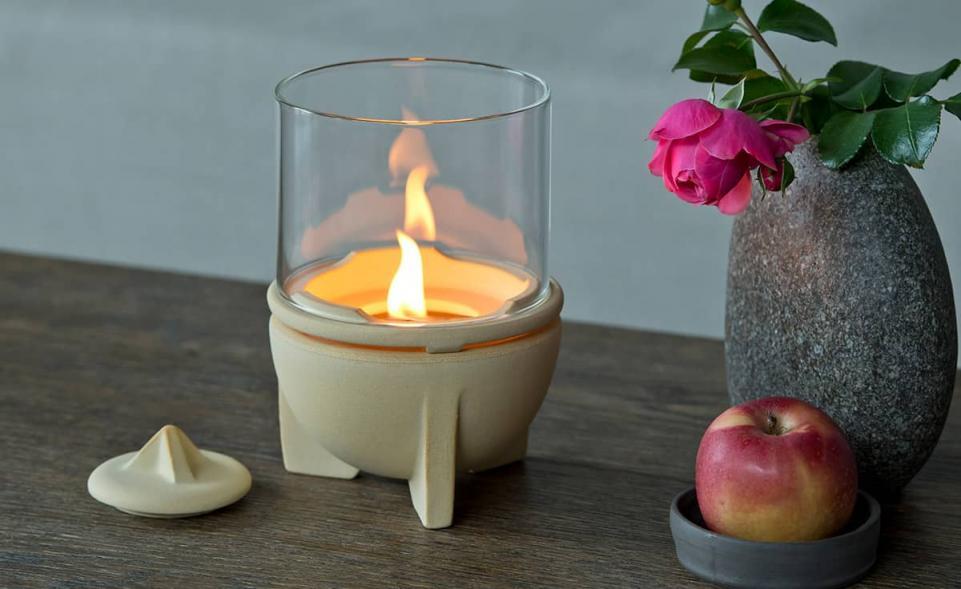 Indoor,waxburner_ceranatur, med glas, brunnsboden1