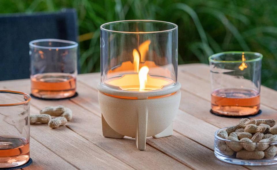 Indoor,waxburner_ceranatur, med glas, brunnsboden2
