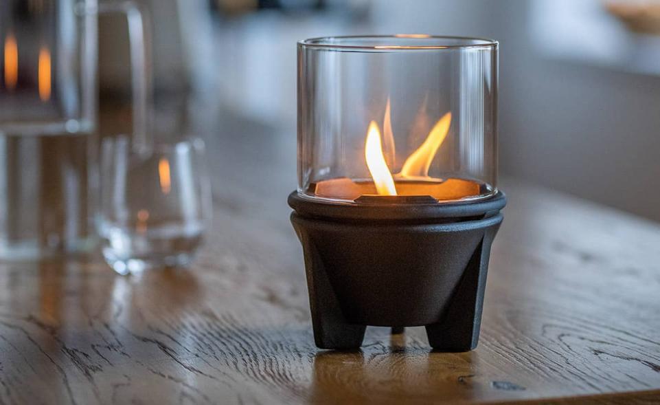 Indoor_waxburner_Ceralavamedglas, brunnsboden1