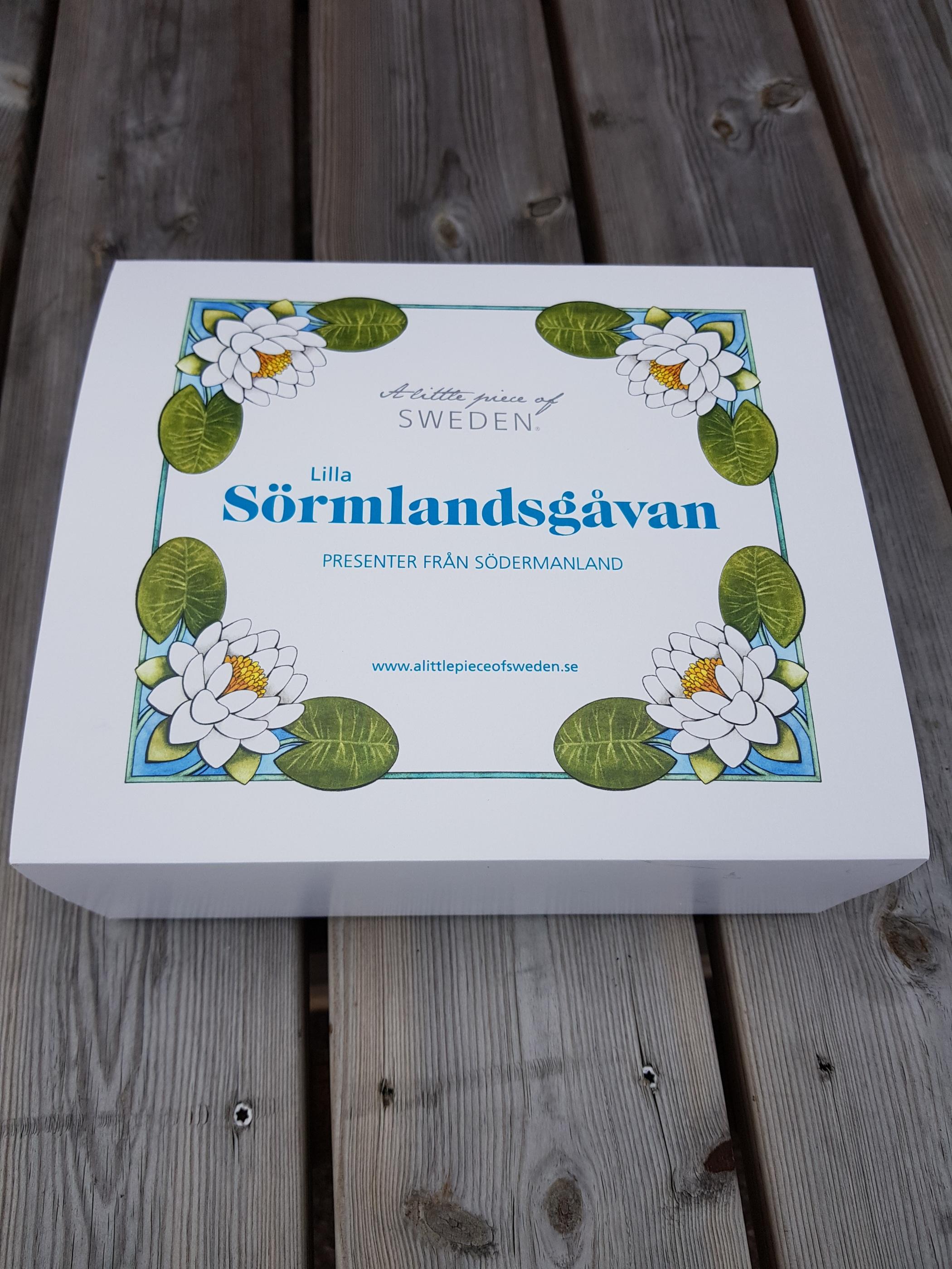 Låda Lilla Sörmland