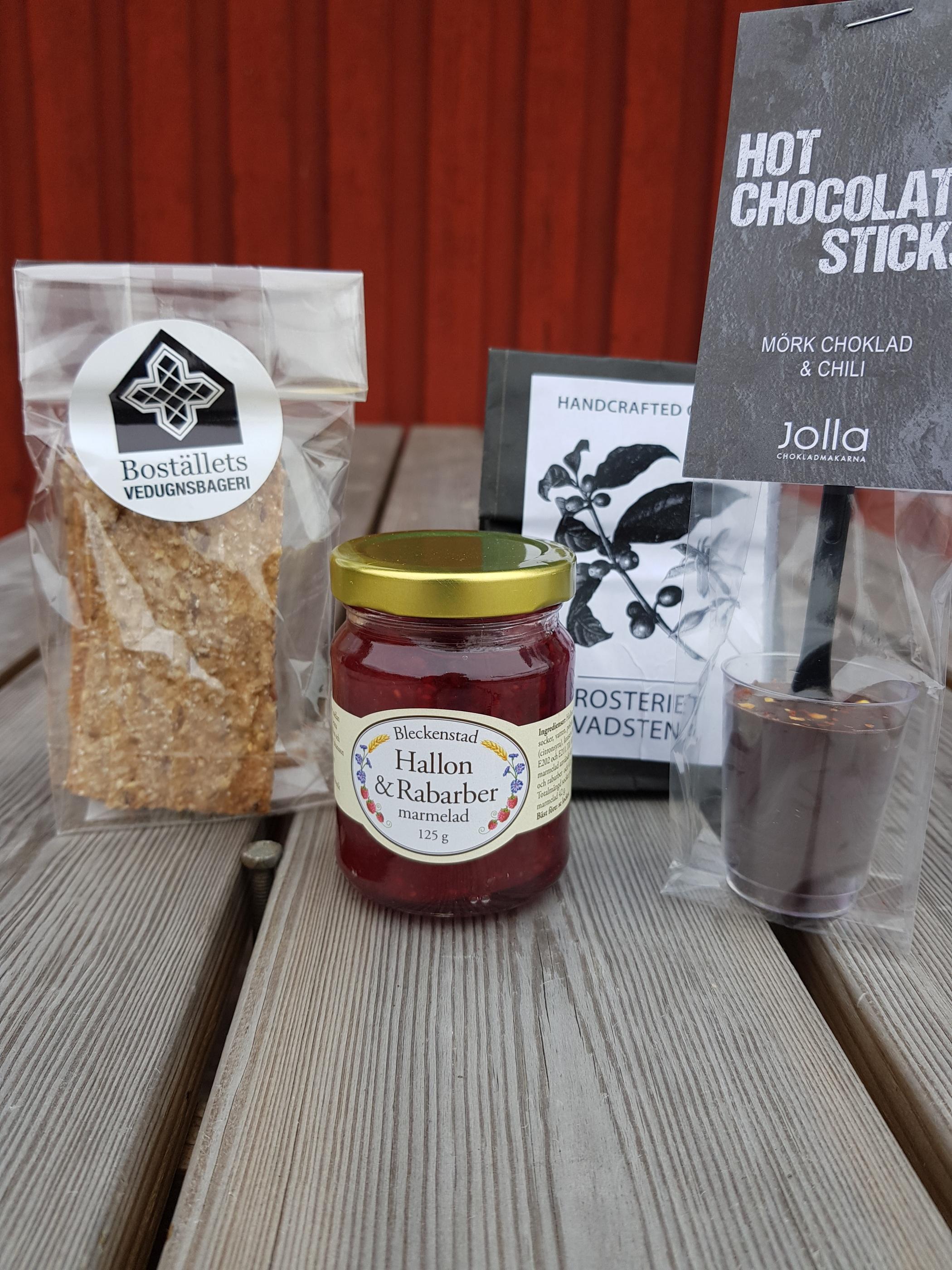 Östergötland lilla produkter