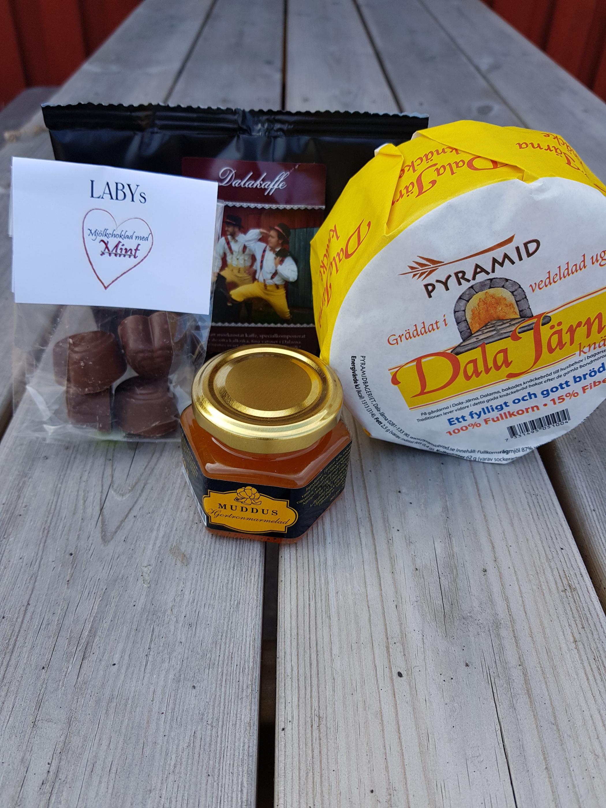 Lilla Dalagåvan produkter
