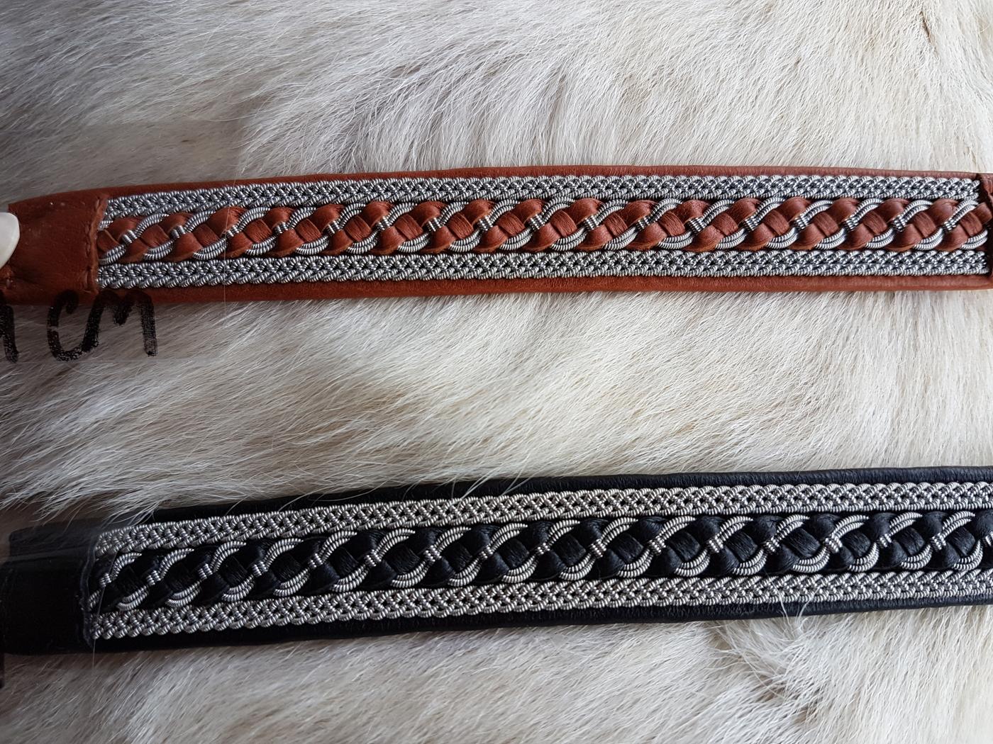 Tegefjäll svart eller brun