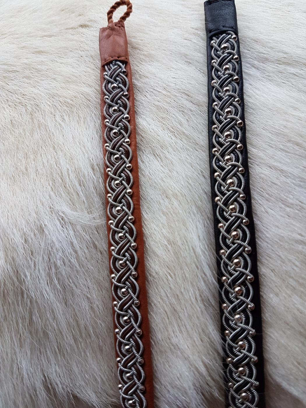 Duved brun eller svart