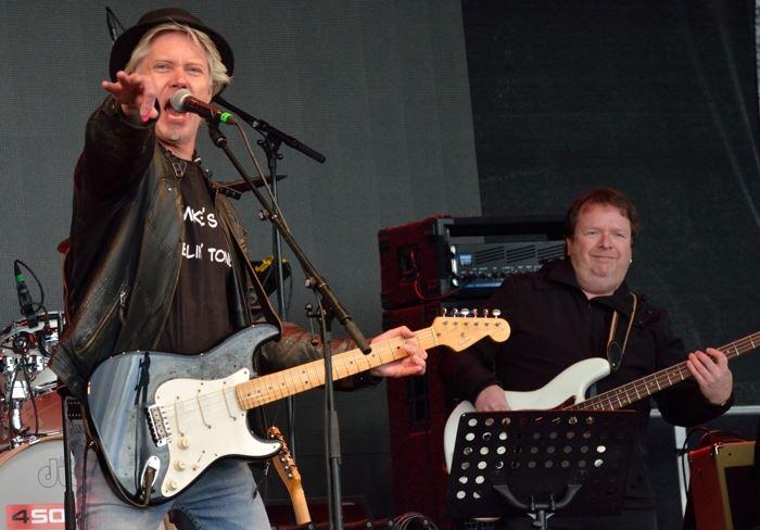 Michael Lilja och Michael Svenningsson. Foto: Bruno Edberg.
