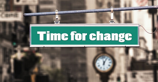 Dags för förändring av din privatekonomi?