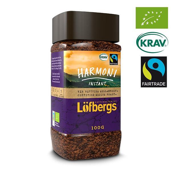 löfbergs lila snabbkaffe