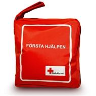 Förstahjälpenväska 3-fickors RödaKorset - Förstahjälpenväska 3-fickors RödaKorset
