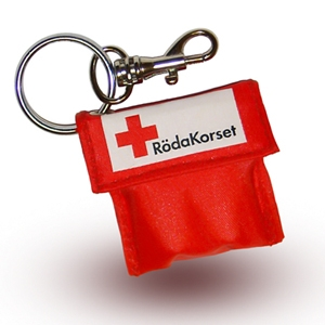 Nyckelring CPR - Nyckelring/cpr