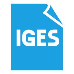 IGES-format