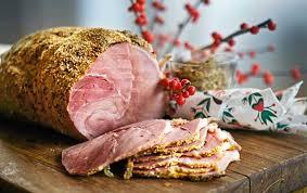 Julskinka Christmas ham - Griljerad julskinka ca 2 kg