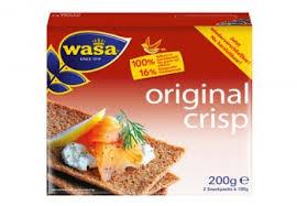 Wasa crisp - Wasa crisp